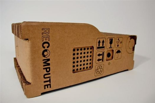 cardboard pc is ultimate green machine.w654 525x350 Cardborad PC หุ้มกระดาษแข็ง