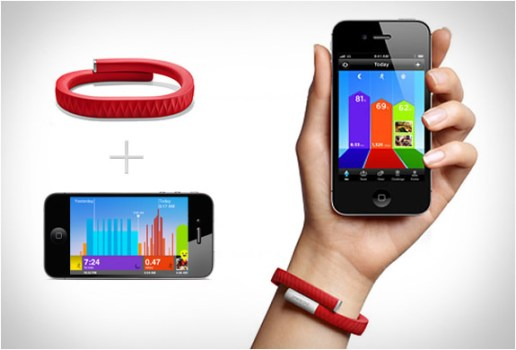 Jawbone Wristband สายสวมข้อมืออัจฉริยะ 23 - Jawbone Wristband