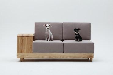 """""""Dog House Sofa"""" เฟอร์นิเจอร์ตอบโจทย์ทั้งคนทั้งหมา 15 - sofa"""