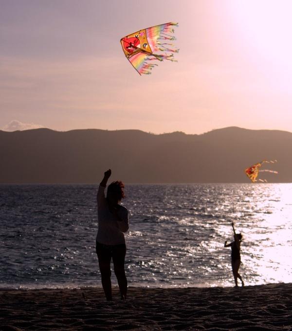 Kite Coron Island, Palawan, Philippines (Chapter 2)