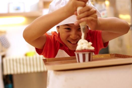 """ห้องเรียนสอนทำอาหารแสนสนุก """"Play Chef""""  18 - Chef"""