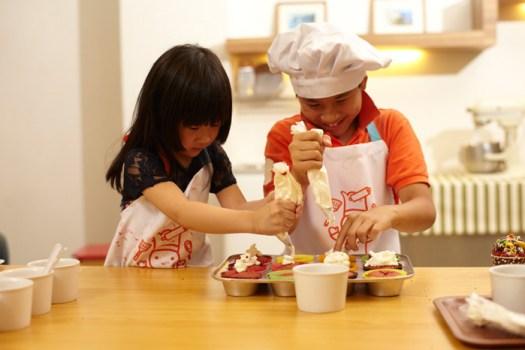 """ห้องเรียนสอนทำอาหารแสนสนุก """"Play Chef""""  15 - Chef"""
