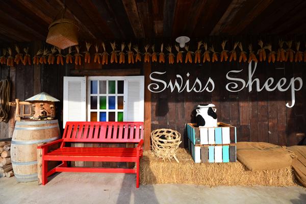 Swiss Sheep Farm..ฟาร์มแกะที่ชะอำ 18 - swiss sheep farm