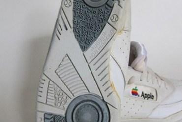 เรื่องของแบรนด์ Apple กับรองเท้า วินเทจ Apple จากยุค 90′s 27 - apple