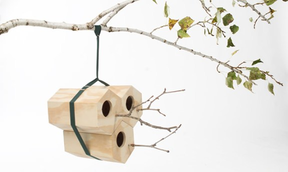 neighbirds nest 1 บ้านนก..โดย Andreu Carulla