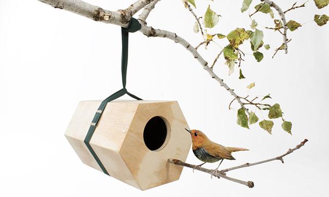 บ้านนก..โดย Andreu Carulla  13 - Bird's Nest