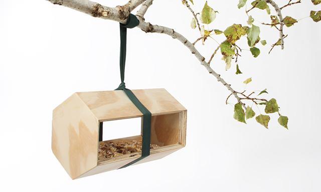 neighbirds nest 7 บ้านนก..โดย Andreu Carulla