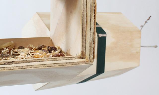 neighbirds nest 8 บ้านนก..โดย Andreu Carulla