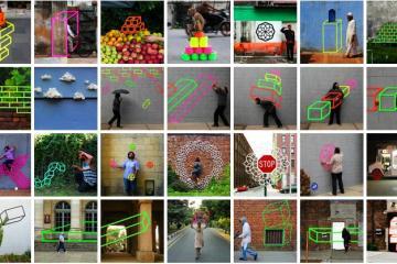 3D Tape Art Installation เทปกาวลายกราฟิก สร้างมิติที่สร้างสรรค์ 12 - New York