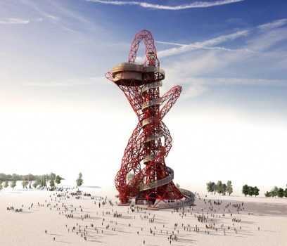 21 mediagallery download 408x350 Arcelormittal orbit tower หอคอยแห่งโอลิมปิค Olympic Park กรุงดอนลอน ประเทศอังกฤษ