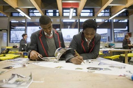 25560104 181310 การออกแบบโรงเรียนที่ดี จะช่วยเพิ่มการเรียนรู้ได้ถึง 25%