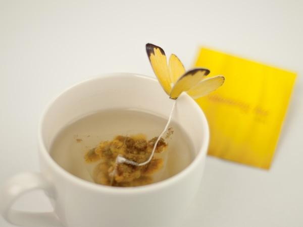 ชาผีเสื้อ 13 - packaging