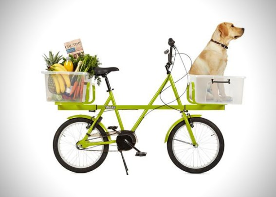 Donky Cargo Bicycle 1 DONKY CARGO Bicycle จักรยานอเนกประสงค์