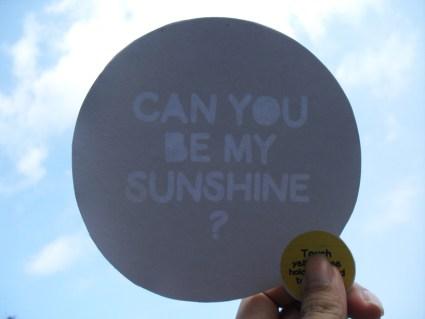 Sunshine card by Surasekk 19 -