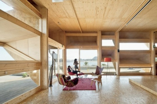 %name Green Architect Endesa Solar Pavilion แนวคิด การนำพลังงานแสงอาทิตย์มาใช้กับตัวอาคารได้อย่างชาญฉลาด