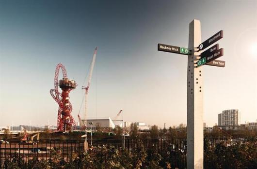 a59e7e4f29fba97ee8c87e023cf85f02 530x350 Arcelormittal orbit tower หอคอยแห่งโอลิมปิค Olympic Park กรุงดอนลอน ประเทศอังกฤษ