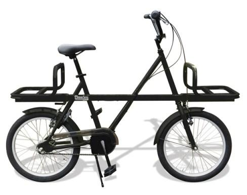 donkybike black DONKY CARGO Bicycle จักรยานอเนกประสงค์