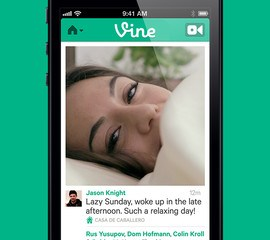 Vine,app น้องใหม่จาก Twitter 12 - Social networking
