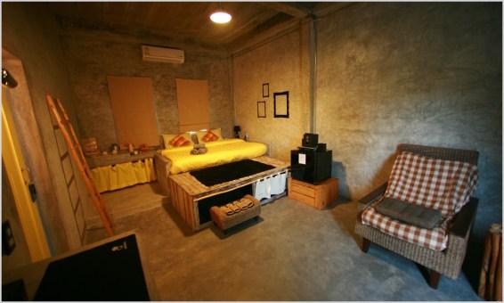 roomrate 1 เอา เทีย รัว รีสอร์ท aoTearoa Organic Farm & Resort สวนผึ้ง จ.ราชบุรี