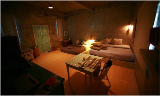 roomrate 1 big เอา เทีย รัว รีสอร์ท aoTearoa Organic Farm & Resort  สวนผึ้ง จ.ราชบุรี