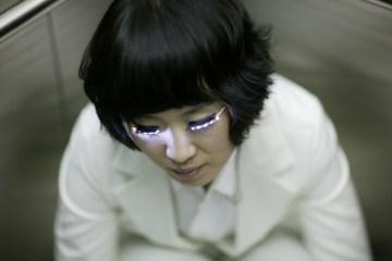 LED Eyelash ตาปิ๊ง 2 - eyes
