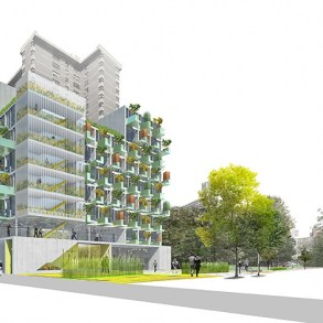 MicroGreens! อพาร์ตเม้นต์ขนาดเล็กที่ทุกยูนิตมีสวนผักบนระเบียง ในนิวยอร์ค 16 - micro apartment