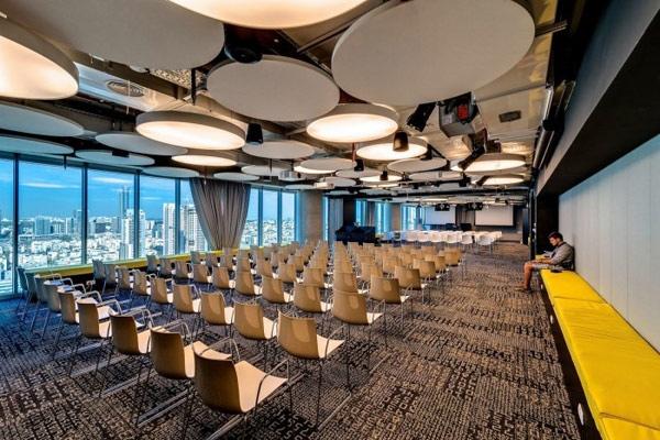 25560207 224855 สำนักงานใหม่ของ Google ในเมืองเทลอาวีฟ อิสราเอล... มันยอดเยี่ยมเกินบรรยาย