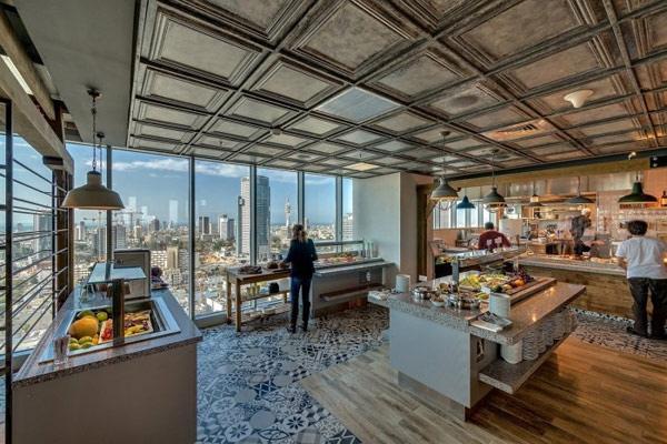25560207 224903 สำนักงานใหม่ของ Google ในเมืองเทลอาวีฟ อิสราเอล... มันยอดเยี่ยมเกินบรรยาย
