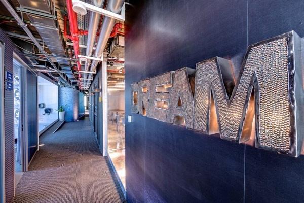 25560207 224956 สำนักงานใหม่ของ Google ในเมืองเทลอาวีฟ อิสราเอล... มันยอดเยี่ยมเกินบรรยาย
