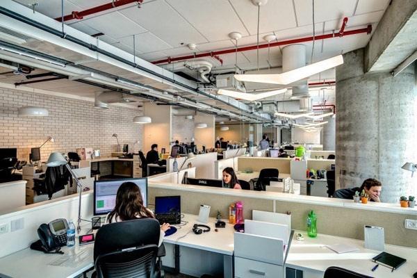 25560207 225010 สำนักงานใหม่ของ Google ในเมืองเทลอาวีฟ อิสราเอล... มันยอดเยี่ยมเกินบรรยาย