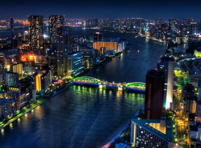 10 เมืองใหญ่ที่ได้รับการจัดอันดับเป็น Smart City ของโลก 14 - smart cities