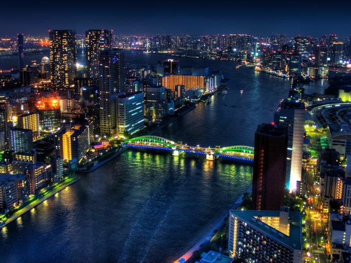 10 เมืองใหญ่ที่ได้รับการจัดอันดับเป็น Smart City ของโลก 16 - Big city