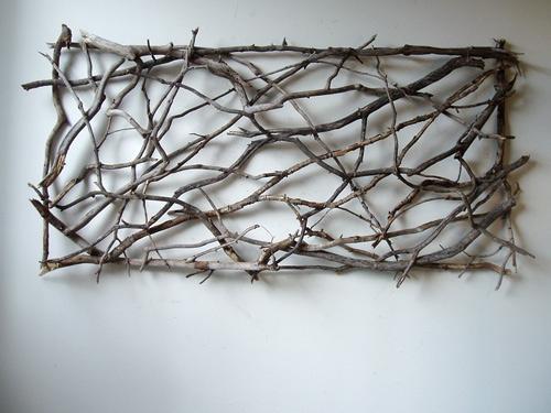 25560218 164933 งานศิลปะประดับผนังจากกิ่งไม้