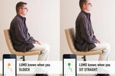LUMOback Sensor ..ช่วยเตือนให้นั่ง ยืนหลังตรง ตลอด เพื่อสุขภาพและบุคลิกที่ดี 30 - gadget