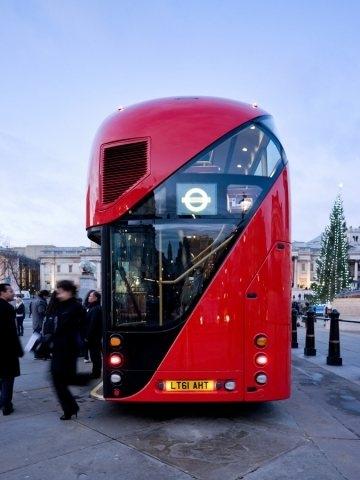 81276 slide New London's trademark bus