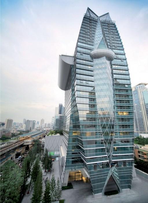 ปาร์คเวนเชอร์ ..อาคารอนุรักษ์พลังงาน รางวัล LEED ระดับสูงสุด แห่งแรกของไทย 13 - eco-friendly