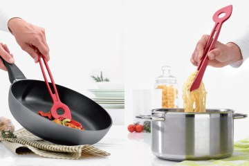Chef2 spoon tongs 4 - Homecooking