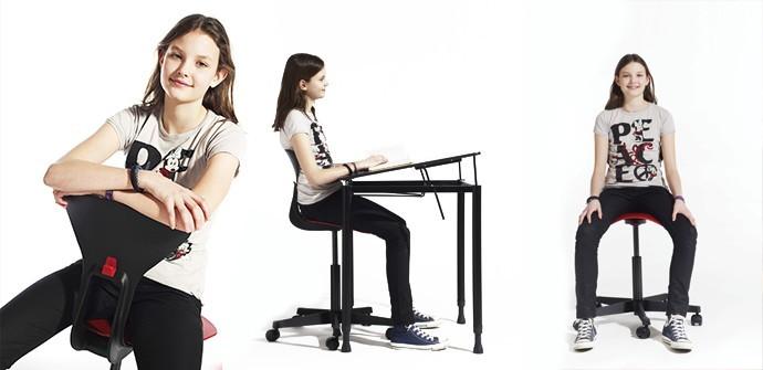Ray,furniture design project เด็กสำหรับโรงเรียน 13 - ergonomic
