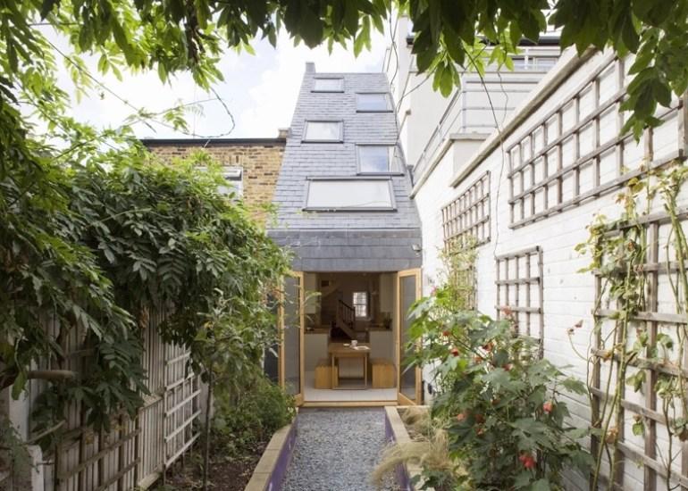 Slim house..บ้านห้องแถวผอมๆกว้างเพียง 2.3 เมตร แต่ดูดี น่าอยู่อย่างเหลือเชื่อ 13 -