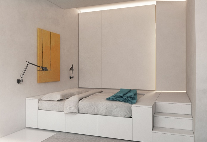 25560313 110809 60 Square Meters Apartment Concept by Vlad Mishin