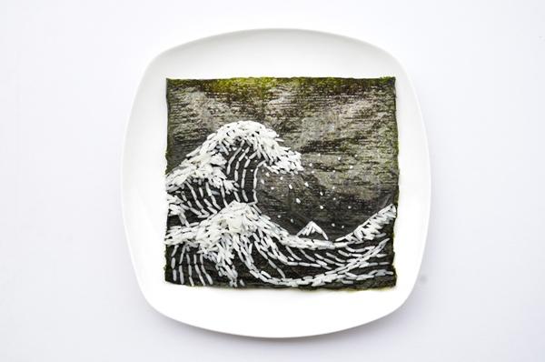 25560318 163623 ไอเดียสร้างภาพศิลปะจากอาหารบน instagram โดยสถาปนิกชาวมาเลเซีย