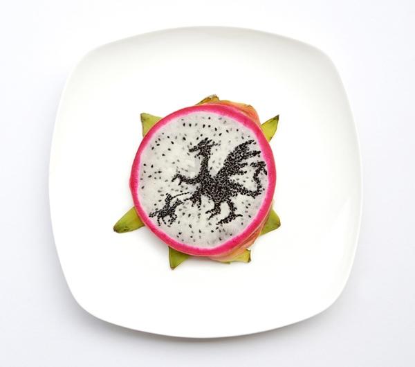 25560318 163657 ไอเดียสร้างภาพศิลปะจากอาหารบน instagram โดยสถาปนิกชาวมาเลเซีย