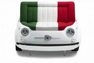 เฟอร์นิเจอร์ จากรถ Fiat 500 2 - fiat