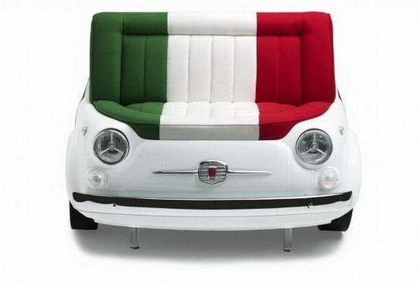 25560325 160717 เฟอร์นิเจอร์ จากรถ Fiat 500