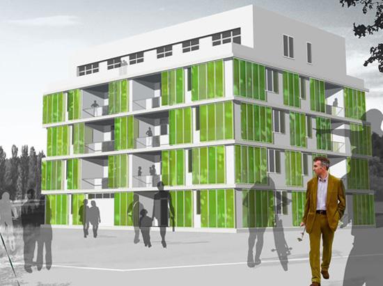%name อาคารใช้พลังงานจากสาหร่ายผลิตไฟฟ้า แห่งแรกของโลก พร้อมเปิดใช้งานเดือนนี้ที่ประเทศเยอรมัน