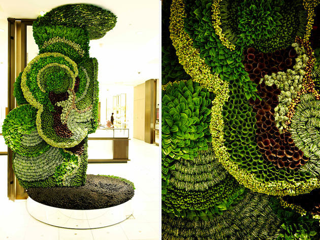 Art-of-Plants-For-Isetan-Japan-Department-Store-1