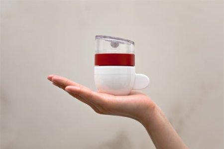 LUNAR Piamo Espresso Maker 3 450x299 Piamo: your espresso maker for the microwave