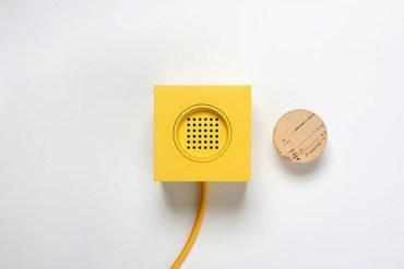 PLUGG by skrekkogle วิทยุสไตล์มินิมอล แค่มีจุกก็อกไว้คอยอุดสำหรับเปิด - ปิด เสียงเพลง 21 - Music
