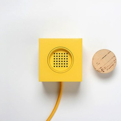 PLUGG by skrekkogle วิทยุสไตล์มินิมอล แค่มีจุกก็อกไว้คอยอุดสำหรับเปิด - ปิด เสียงเพลง 16 - Minimal