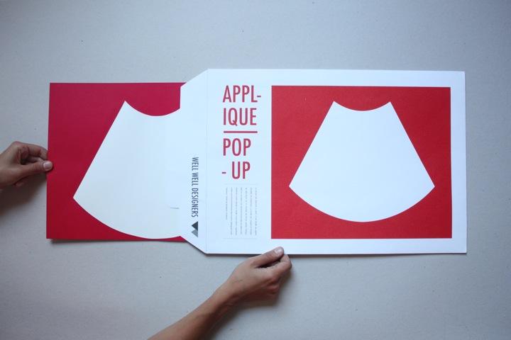 Pop up lamp hypenotice3 โคมไฟ จากกระดาษแผ่นเดียว..เท่มาก...